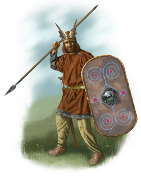 germanic-warrior